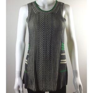 CAbi sleeveless sweater vest size small